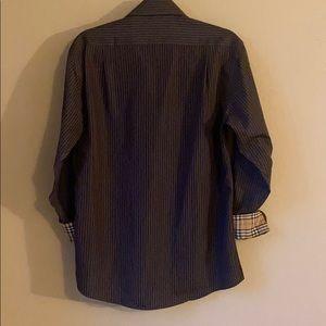 Burberry Tops - Burberry Burton Down stripped Men's style shirt
